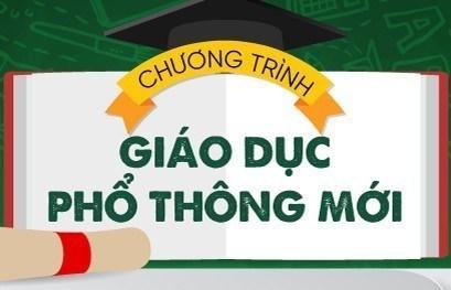 Chuong trinh GDPT 2018